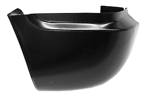 FRONT-FENDER-PATCH-PANEL-LOWER-FRONT-RH-1967-68-69-70-71-72-CHEVROLET-GMC-TRUCK