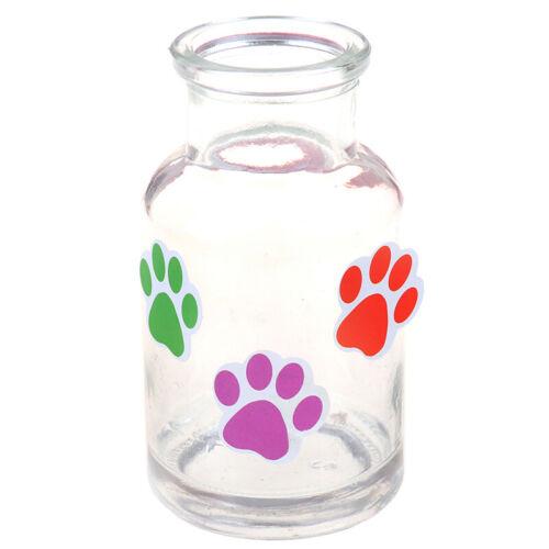 500pcs Colorful Paw Print Stickers Dog cat Paw Labels Stickers reward stick TUN