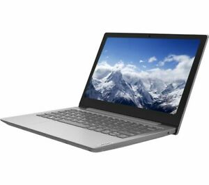 "LENOVO IdeaPad Slim 1 11.6"" Laptop AMD Athlon Silver 64GB eMMC Grey - Currys"