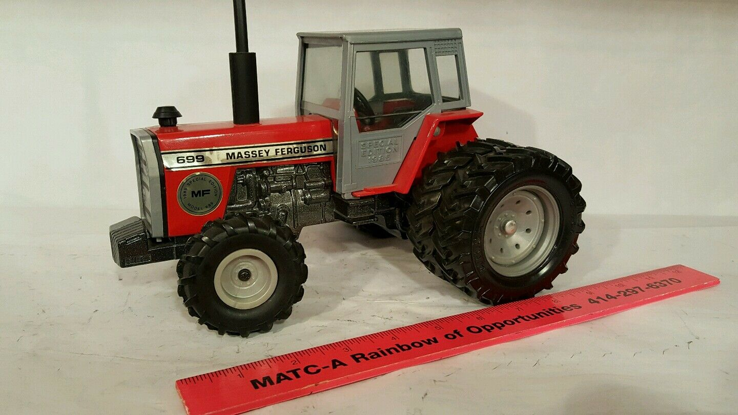 Ertl Massey Ferguson 699 w FWA 1 20 diecast farm tractor replica collectible