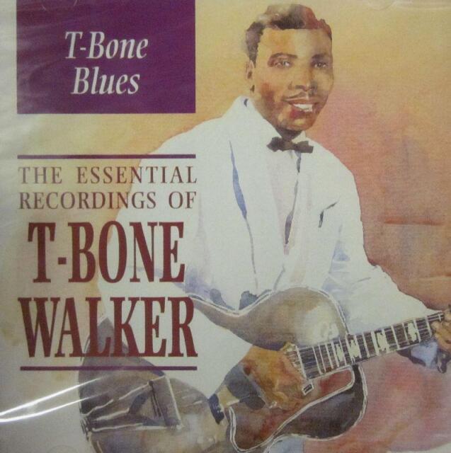 T-Bone Walker(CD Album)T-Bone Walker-Indigo-IGOCD2123-UK-2000-New