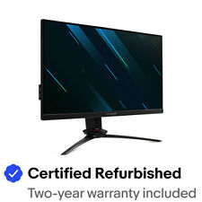 "Acer Predator XB3 - 27"" Monitor WQHD 2560x1440 240Hz IPS 16:9 1ms 400Nit"