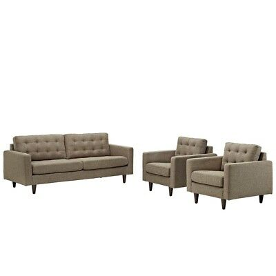 Modway Furniture Empress Sofa And