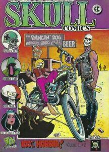 SKULL-COMICS-2-1970-GREG-IRONS-JAXON-RICHARD-CORBEN-GILBERT-SHELTON-SHERIDAN