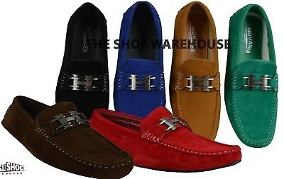 men's giovanni moccasin loafer casual formal slipon dress