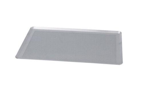 Aluminium Baking Tray Perforated EN Standard 60 x 40 x 2,0 cm gastlando