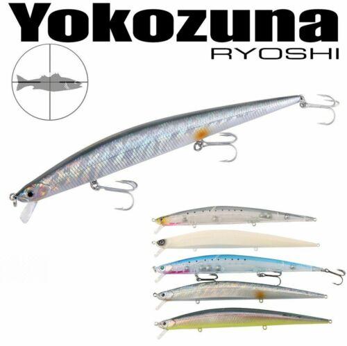 YOKOZUNA RYOSHI SEA BASS SLIM MINNOW LURE KOBE 175