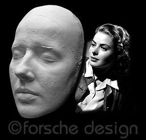 Ingrid-Bergman-Life-Mask-Casablanca-Gaslight-Joan-of-Arc-Notorious-Spellbound