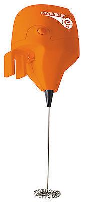 Avere Una Mente Inquisitrice E-my Guzzini - Offshore Arancio Cappuccinatore Essere Distribuiti In Tutto Il Mondo