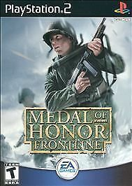 Medal of Honor: Frontline - Playstation 2 PS2 Game - Complete & Tested
