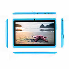 "iRULU 7"" Android 4.4 Google Tablet PC 8GB Quad Core  Blue WiFi"