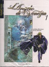 AUREACOMIX 18 -L'ANGELO DI VENEZIA VOLUME 1 EDIZIONE AUREA BLISTERATO