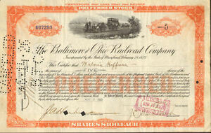 1922-stock-certificate-gt-signed-by-American-sculptor-Malvina-Hoffman-autograph