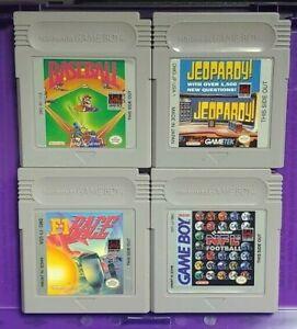 4-Games-Nintendo-Game-Boy-Color-Baseball-NFL-Football-F1-Racing-Race-Jeopardy