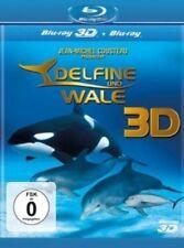 DELFINE UND WALE (2D & 3D) IMAX -  BLU-RAY NEUWARE
