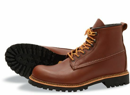 Red Wing Ice Cutter Boot(2930, 2931,Vibram Sole, Waterproof Lthr, Wool Lining) by Ebay Seller