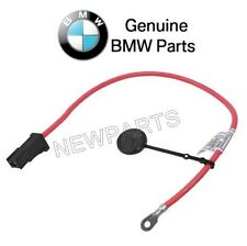 For BMW E21 320i 1978-1983 Positive Battery Cable Plus Hole Genuine 12421732447