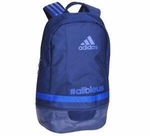 8e6f2c5dae adidas A.Bleu Backpack Unisex Dark Blue Royal Backpack University ...