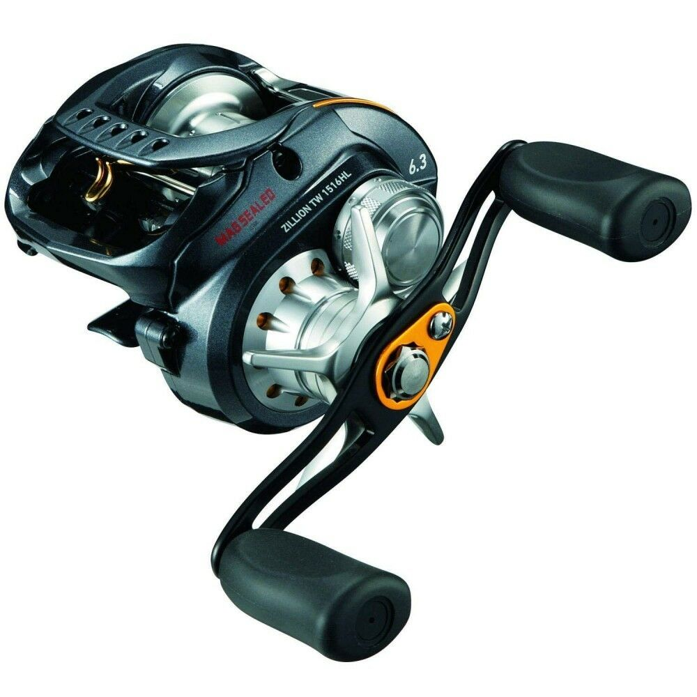 Daiwa Bait Reel 15 ZILLION TW 1516 HL For Fishing From Japan