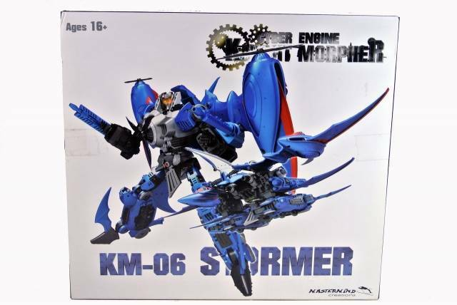 Mastermind Creations KM06 Knight Morpher Stormer
