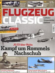 Flugzeug-Classic-Das-Magazin-fuer-Luftfahrt-Zeitgeschichte-und-Oldtimer-Ausg