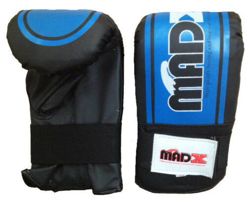 Catena MADX 13 Pezzo 5ft BOXING SET Riempito Heavy Punch Bag Guanti staffa Kickbag