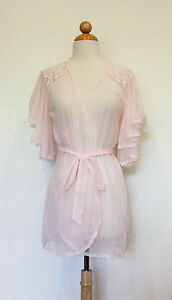 CLEARANCE-IN-BLOOM-BY-JONQUIL-Pink-Robe-S-L-XL-NWT