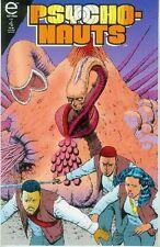 Psychonauts # 4 (of 4) ( Motofumi Kobayashi)(USA, 1994)
