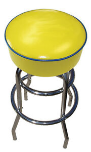 Yellow-Bar-Stool-Stools-Counter-Top-Chair-Seat