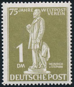 BERLIN-MiNr-40-I-guter-Plattenfehler-postfrisch-gepr-Schlegel-Mi-450