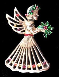 Vintage Signed Hedy Christmas Angel