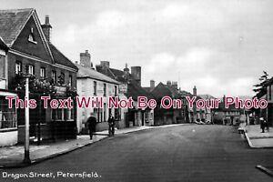 HA 870 - Dragon Street, Petersfield, Hampshire - 6x4 Photo