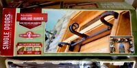 Village Lighting Adjustable Garland Hanger 34-52 Door - Hd Tension Mount