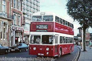 Portsmouth-Corporation-238-BBK238B-Leyland-Atlantean-Bus-Photo-Ref-P583