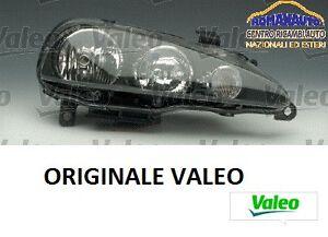 ORIGINALE-VALEO-Proiettore-Ant-DESTRO-ALFA-ROMEO-147-2004-in-poi-H1-H7-Faro