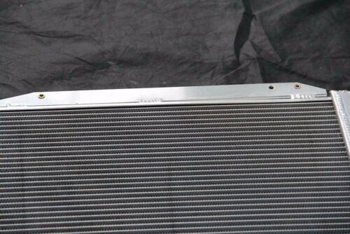 3 Row Aluminum Auto Radiator CC521 For 1966-1967 Ford Bronco