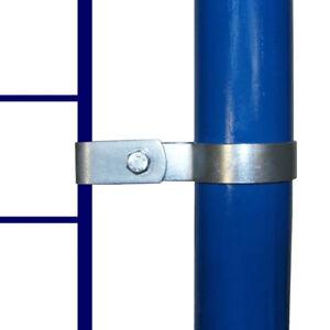 Uni Clé De Serrage 170-d48 - Simple 48mm Panneau Clip 170 D 48 échafaudage Tube Clamps Pour Ste-afficher Le Titre D'origine Finement Traité
