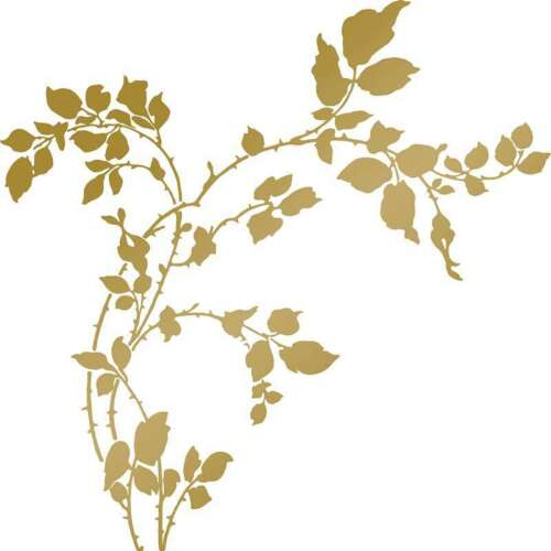 Couture Creations Anna Griffin Hotfoil Plate Thorny Branches 499993977176