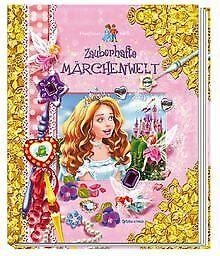 Abenteuerbuch - Zauberhafte Märchenwelt von Editi... | Buch | Zustand akzeptabel