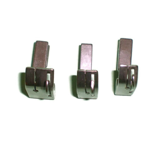 3 pcs .industrial sewing machine hinged right guide feet juki  consew SP-18