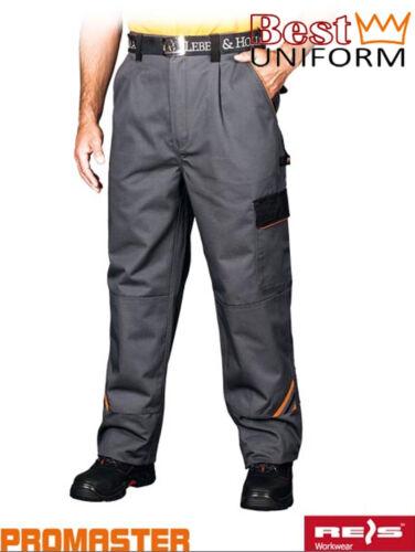 PRO-T-SP Pantaloni lavoro pantaloni SICUREZZA PRO-T SBP TG 46-60 vestiti professionali