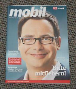 Mobil Bahn 6/12:Matthias Opdenhövel,Anori,Rügen,Pohlmann, Athos Griechenland - Deutschland - Mobil Bahn 6/12:Matthias Opdenhövel,Anori,Rügen,Pohlmann, Athos Griechenland - Deutschland