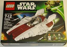 LEGO Star Wars 75003 A-wing Starfighter NEW han solo ackbar