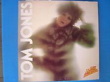 LP TOM JONES RACCOLTA DELILAH GREEN GREEN GRASS OF HOME NUOVO+INSERTO
