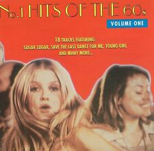 No 1 HITS OF THE 60'S VOLUME 1 18 mixed TRACKS Album cheap clearance bargain