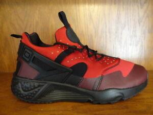 huge selection of 2e4e6 6f576 Image is loading New-Mens-NIKE-AIR-HUARACHE-UTILITY-Running-Shoes-