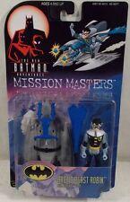 "The New Batman Adventures ""Mission Masters"" Arctic Blast Robin By Hasbro (MOC)"