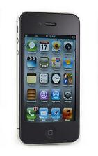 Apple iPhone 4s - 8GB - Black (Factory Unlocked) Smartphone
