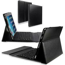 NUEVO De lujo Bluetooth Teclado Del Silicón Soporte Funda Piel para iPad Air 2