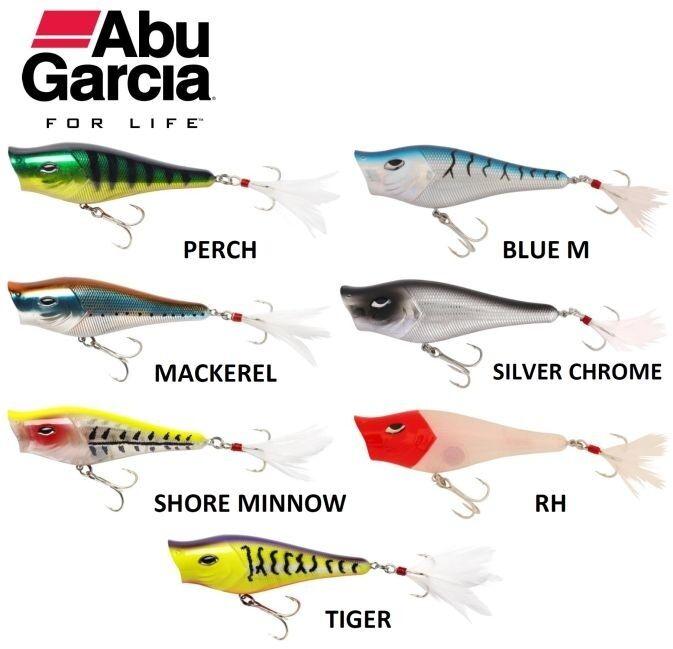 Abu Abu Abu garcia rocket popper Bass Fishing Lure-toutes tailles cd2b97